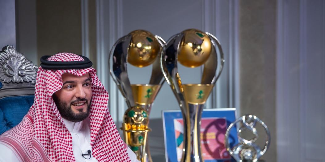 فهد بن نافل: نأمل أن يكون توثيق البطولات بخطوات رسمية