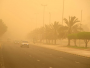 الزعاق: نعيش رياح البوارح الحارة والجافة والمثيرة للغبار