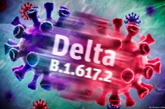 سلالة دلتا أصبحت تمثل 20% من إصابات الولايات المتحدة