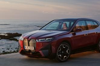 شاهد سيارة iX BMW الجديدة تبدو وكأنها من المستقبل (3)