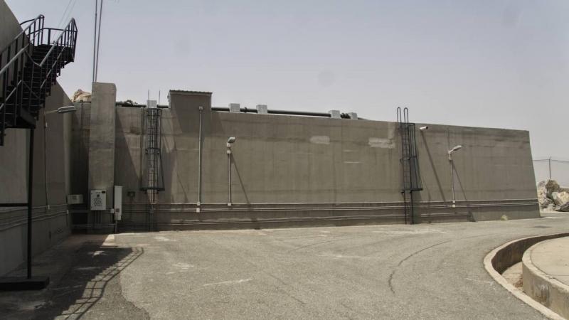 صيانة أسبوعية لخزان مياه ملكان المغذي للمسجد الحرام - المواطن