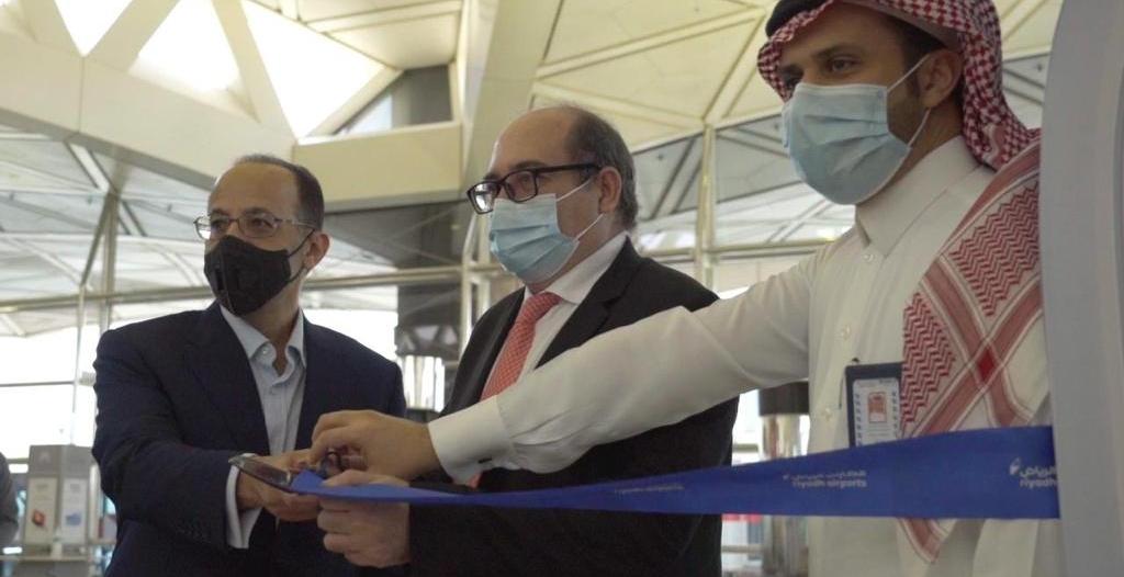 طيران ناس يحتفل بتدشين أولى الرحلات المباشرة بين الرياض وكييف