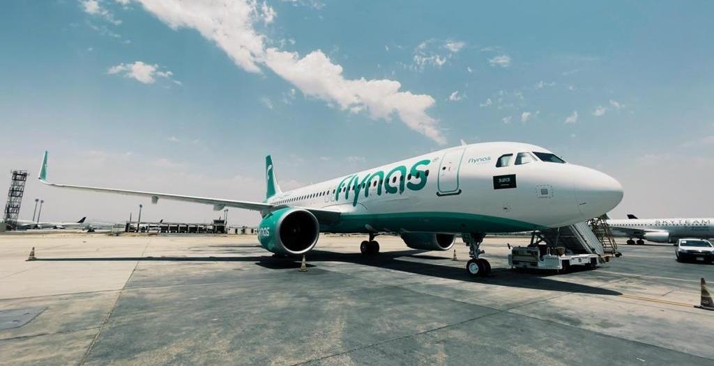 طيران ناس يطلق رحلات مباشرة بين جدة وكييڤ بدءًا من 2 يوليو