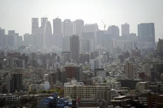 ظاهرة غريبة في طوكيو تجعلها أول مدينة في العالم تتقلص !