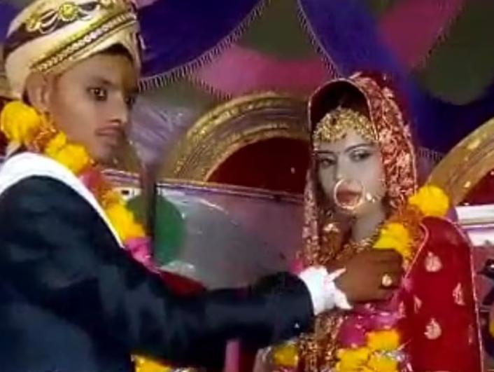 عروس هندية تتوفي في حفل زفافها والعائلة تتخذ قرارًا صادمًا ! (3)