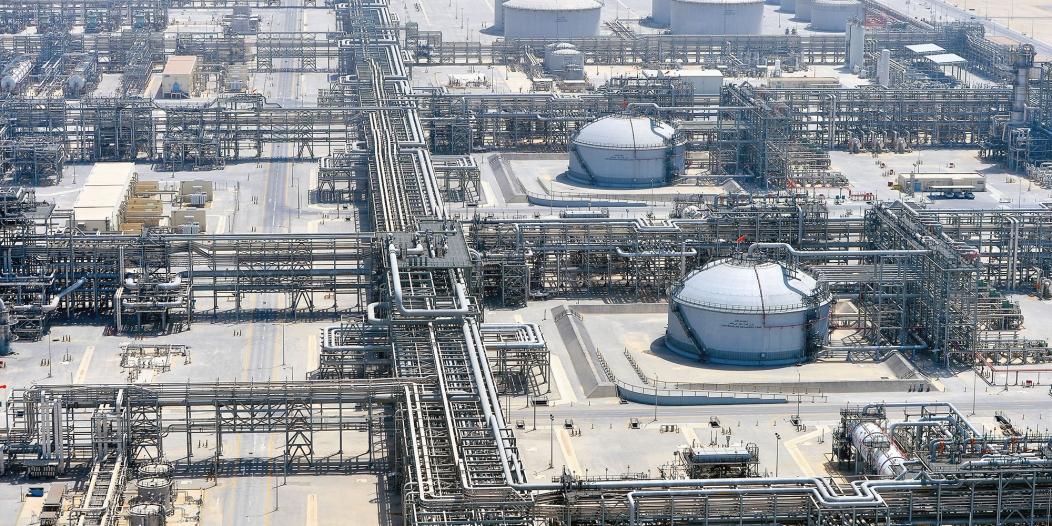 أرامكو تختار جي بي مورغان وغولدمان ساكس لاستشارات صفقة الغاز