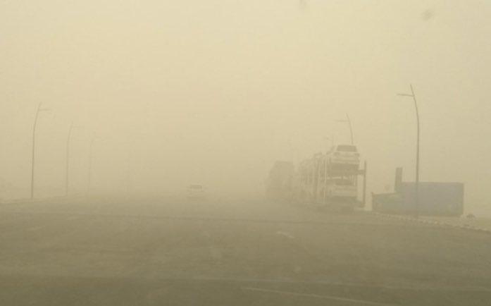 توقعات الأرصاد لـ طقس اليوم: سحب رعدية وغبار