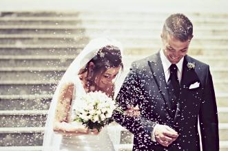 فرح يتحول لكارثة بعد انقلاب سيارة العروسين في مصر (4)