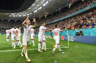 فرنسا ضد سويسرا