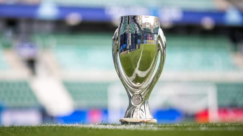 كأس السوبر الأوروبي في بلفاست 11 أغسطس