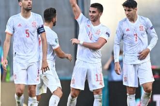 كرواتيا ضد إسبانيا