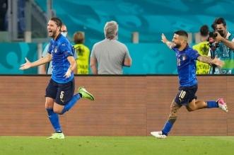 لوكاتيلي مع منتخب إيطاليا