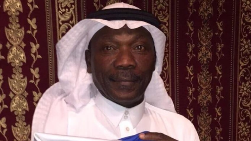 وفاة لاعب الهلال السابق ناجي عبدالمطلوب