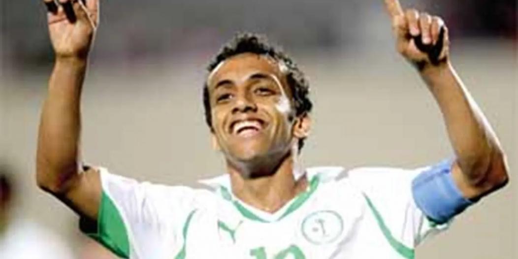 هدافو السعودية ضد أوزبكستان