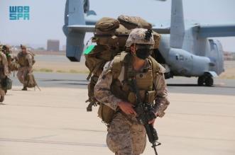انطلاق مناورات مخالب الصقر 4 بين القوات البرية السعودية والأمريكية - المواطن