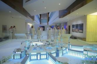 معرض عمارة المسجد النبوي