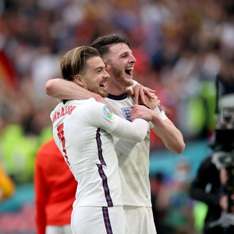 منتخب إنجلترا ضد ألمانيا