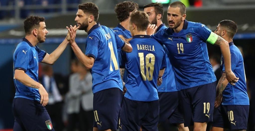 تشكيل إيطاليا المتوقع في بطولة أمم أوروبا