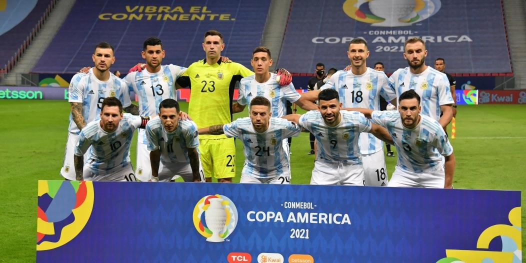مباراة Argentina vs Paraguay تُحفز نجوم التانغو