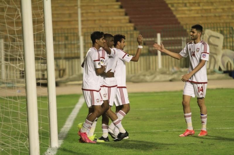 منتخب الإمارات للشباب