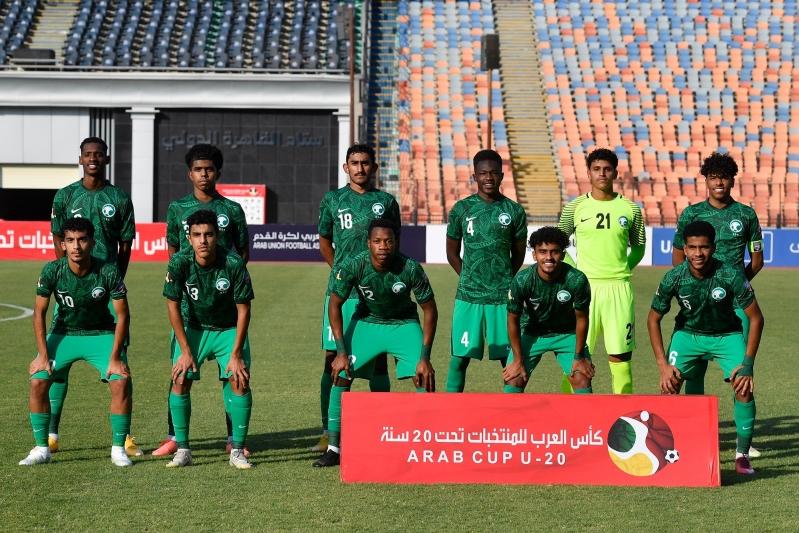 منتخب السعودية للشباب
