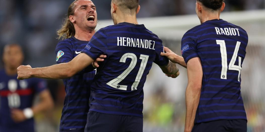 هدف عكسي يمنح فرنسا الفوز على ألمانيا