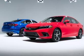 مواصفات سيارة هوندا Civic الجديدة كليًا