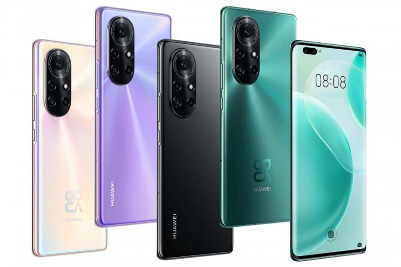 مواصفات هاتف هواوي الجديد nova 8