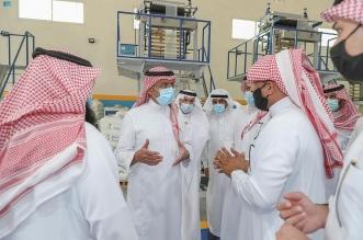 وزير الصناعة خلال تفقّد مصانع الجوف: نعالج تحديات المستثمرين - المواطن