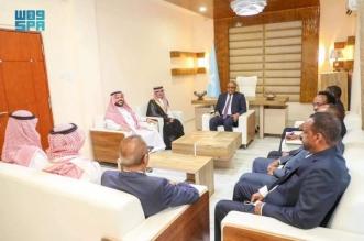 وفد من الخارجية يصل العاصمة الصومالية لإعادة افتتاح سفارة السعودية - المواطن
