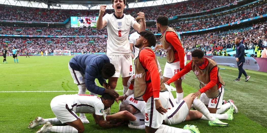 إنجلترا تتجاوز ألمانيا وتتأهل لربع نهائي يورو 2020