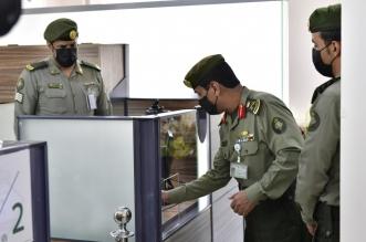 افتتاح مركز الخصائص الحيوية في جوازات الرياض - المواطن