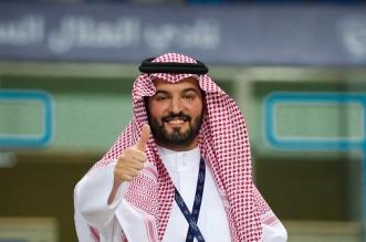 فهد بن نافل - رئيس الهلال