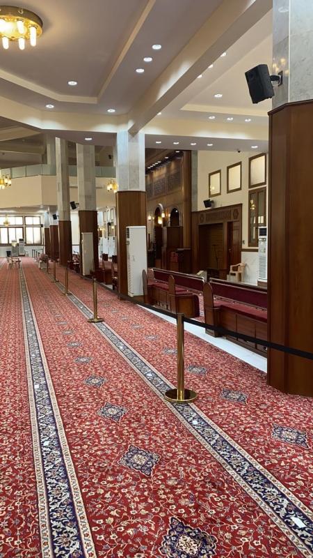 الجوامع والمساجد تبدأ استقبال المصلين لإقامة صلاة الجنائز وفق الضوابط - المواطن