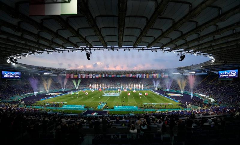 افتتاح بطولة اليورو 2020