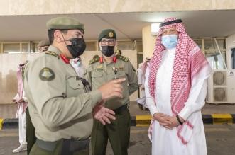السفير السعودي في الأردن يطلع على الخدمات المقدمة في منفذي حالة عمار والدرة - المواطن