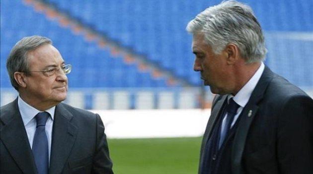 مدافع الريال يتسبب بـ صدام بين أنشيلوتي ورئيس النادي