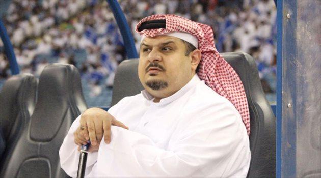 عبدالرحمن بن مساعد: اختيار ثلاثي الهلال للأولمبياد يضر المنتخب الأول