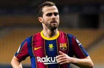 بيانيتش لاعب برشلونة