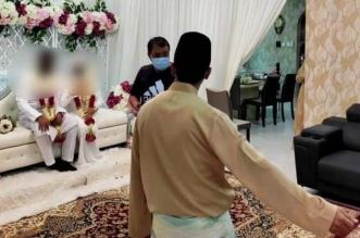 حفل زفاف سري ينتهي بتغريم العروسين - المواطن