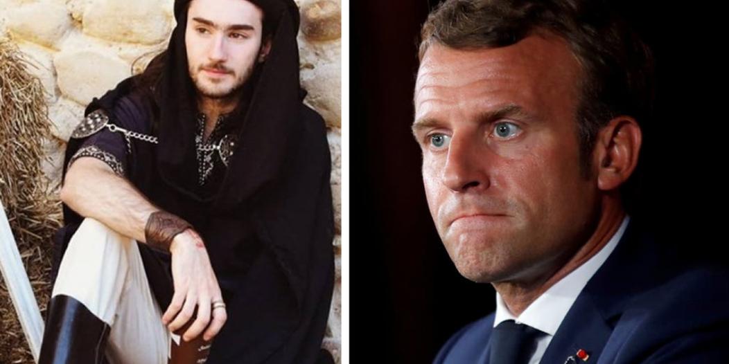 هذا ما وجده الأمن الفرنسي في منزل مصور واقعة صفع ماكرون