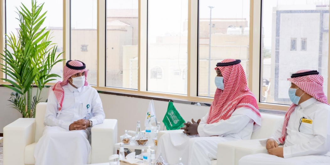 مدير الصحة بحفر الباطن: القطاع الصحي حقق نجاحات وقفزات ملموسة بدعم القيادة