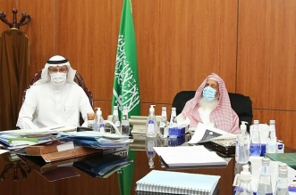 السويلم يستعرض مع المفتي توجهات الملكية الفكرية في الفترة القادمة - المواطن