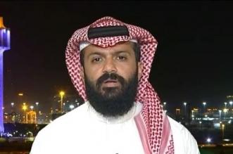 أنمار الحائلي رئيس الاتحاد