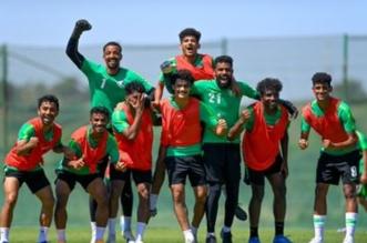 المنتخب السعودي - الأخضر الأولمبي