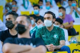 وزير الرياضة - السعودية واليمن