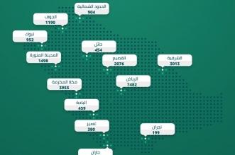 ضبط أكثر من 23 ألف مخالف للإجراءات الاحترازية في أسبوع