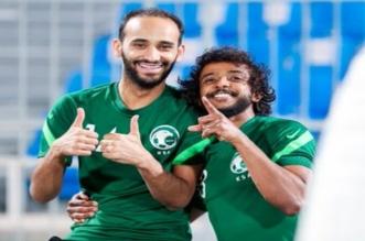 عبدالله عطيف - المنتخب السعودي