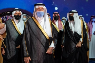 خالد الفيصل يدشن معرض مشروعات مكة الرقمي ويفتتح أكبر قبة بلا أعمدة بالعالم - المواطن