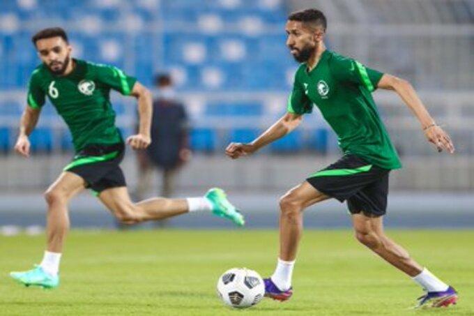 المنتخب السعودي